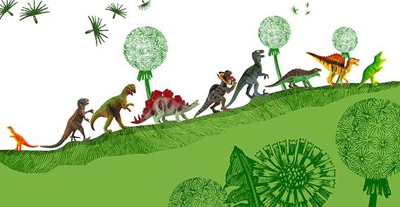 dinosaures maria jalibert